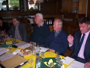 Jahreshauptversammlung Förderverein 1
