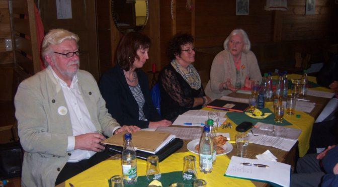 Jahreshauptversammlung des Fördervereins